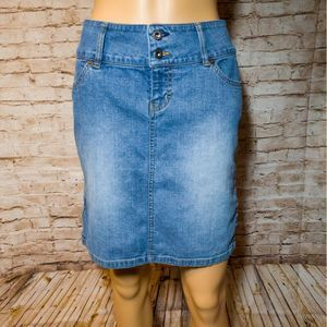 Tommy Hilfiger Denim Mini Skirt Size 3
